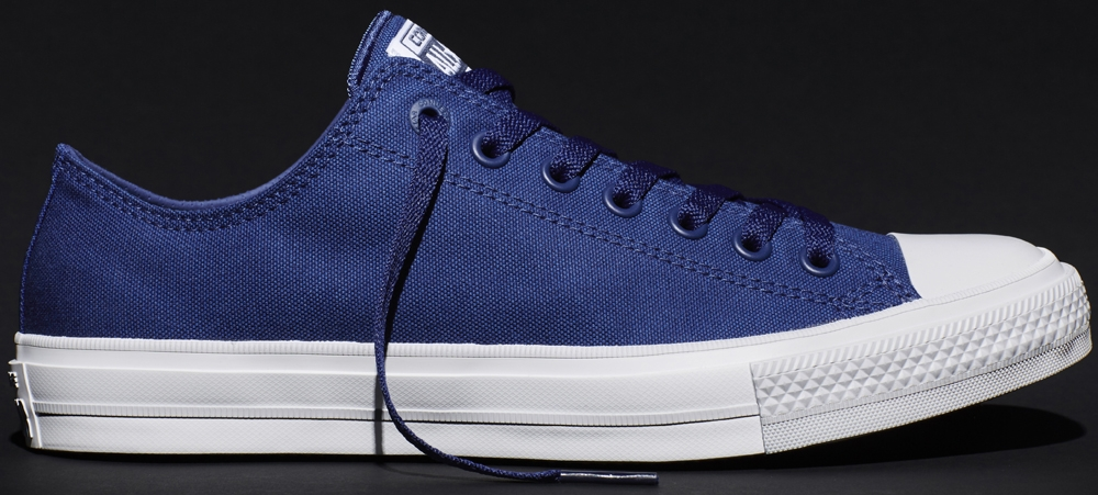 Converse Chuck Taylor All-Star II Ox Sodalite Blue/White