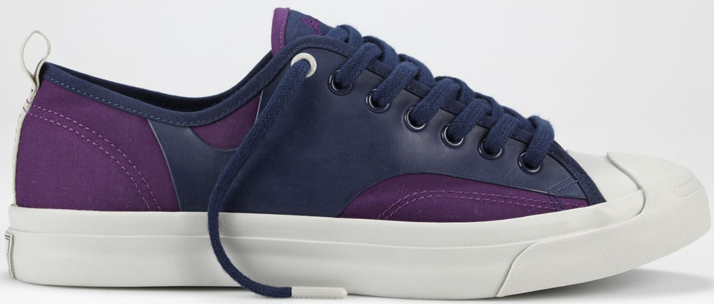 Converse FS Jack Purcell Rally Purple/Navy