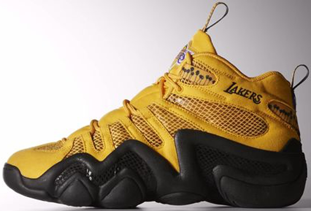 adidas Crazy 8 Gold/Black