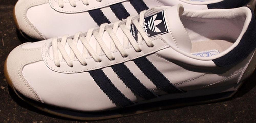 adidas Originals Country OG White/Navy-Gum