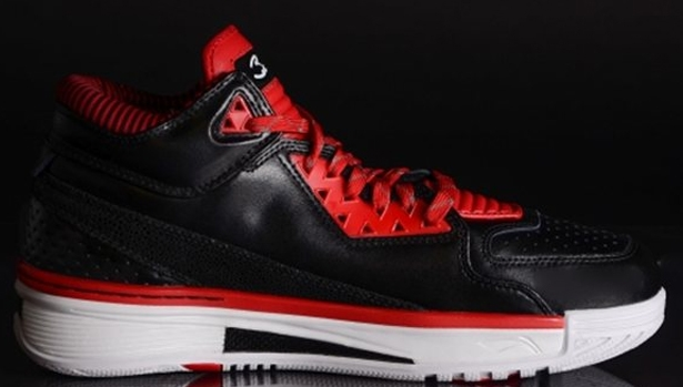 Li-Ning Way Of Wade 2 Black/White-Red