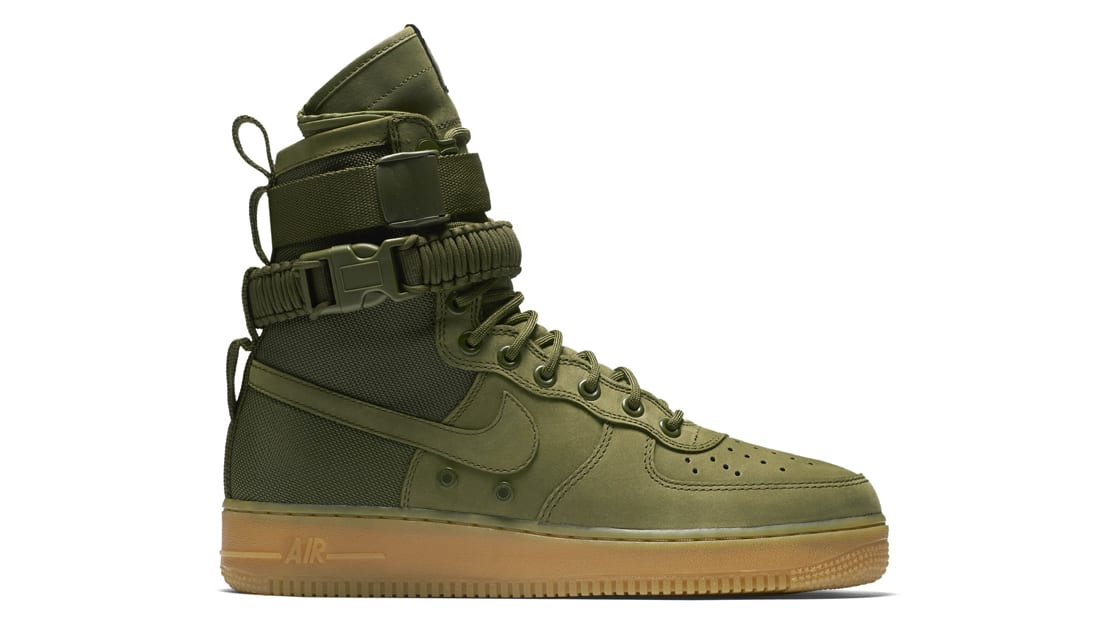 Special Field Air Force 1 sneakers - Green Nike gKsSp