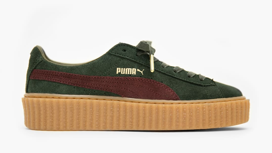 Fenty x Puma Suede Creepers Sneakers looking for online nicekicks for sale TeTDpGDT3p