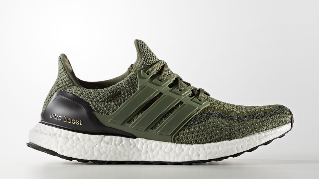 Adidas Chaussures De Sport Ultraboost - Vert O56C9vl