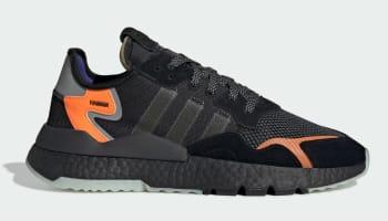 Adidas Nite Jogger Core Black/Carbon/Active Blue