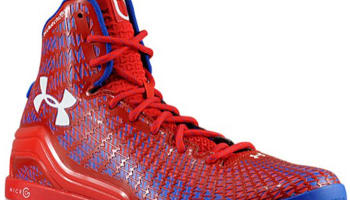 Under Armour Micro G Clutchfit Drive Red/Royal-White