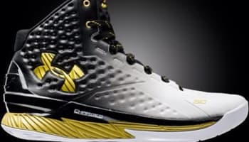 Under Armour Curry One Black/Gold