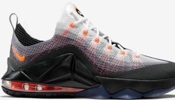 Nike Air Max 95 LeBron 12 Low Black/Total Orange