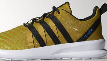 adidas SL Loop Racer CT Yellow/Black-White