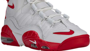 Nike Air Max Sensation White/Varsity Red