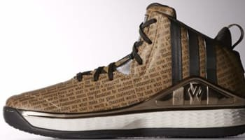 adidas J Wall 1 Cardboard/Light Brown-Night Brown