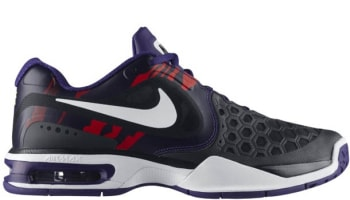 cheaper 0b24f 0d528 Nike Air Max Courtballistec 4.3 Black/White-Court Purple