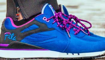 Fila Overpass Royal Blue/Black-Purple