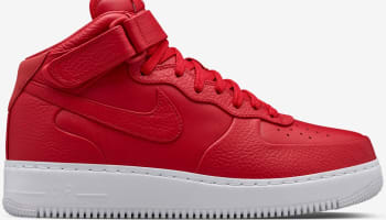 2dc2c40cab2 Nike Air Force 1 Mid SP Gym Red/White-Gym Red