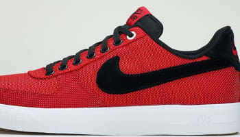 new styles a4afd a8d19 Nike Air Force 1 AC Premium University Red/Black