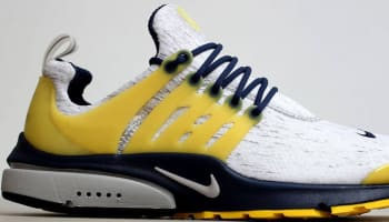 Nike Air Presto Zen Grey/Midnight Navy-Varsity Maize