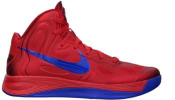 Nike Zoom Hyperfuse 2012 University Red/Game Royal