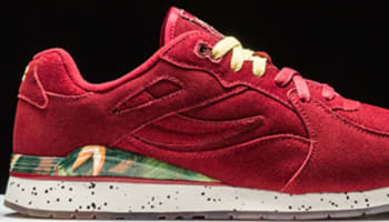 Fila Overpass Red Planet