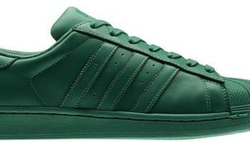 adidas Superstar Dark Green/Dark Green-Dark Green