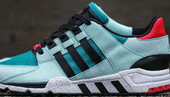 adidas Originals EQT Running Support '93 Frost Mint/Veridian Green-Apple Red-Black-White