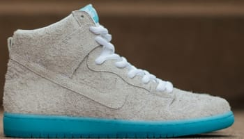 half off 50bf4 be349 Nike Dunk High Premium SB Beige Ice Blue
