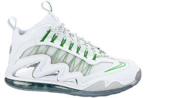 d8473570b2 Nike Air Max 360 Diamond Griffey White/White-Metallic Silver-Apple Green
