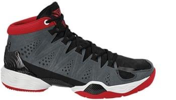 brand new 80dcf a4300 Jordan Melo M10 Anthracite Gym Red-Black-White