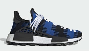 BBC x Adidas Pharrell NMD Hu Power Blue/Core Black/Cloud White