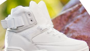 Ewing Athletics Ewing 33 Hi White/White