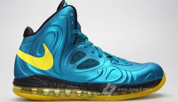 Nike Air Max Hyperposite Tropical Teal/Sonic Yellow-Blueprint