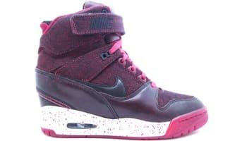 hot sale online 3da1f 26189 Nike Air Revolution Sky Hi Women's FW QS Noble Red/White-Black