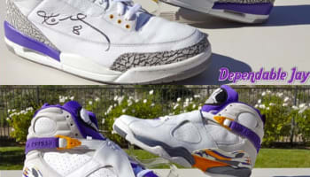 Air Jordan Retro Kobe PE Pack