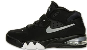 watch 847ce 319c4 Nike Air Force Max 2013 Black Wolf Grey-White-Cool Grey