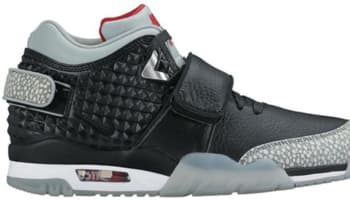 Nike Air Trainer V Cruz Black/Silver Wing-White-Black