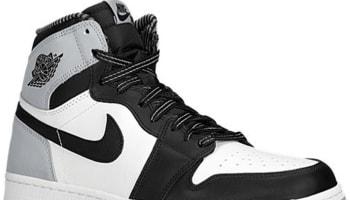 Air Jordan 1 Retro High OG White/Black-Wolf Grey