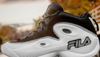 Fila 97 Black/White-Silver