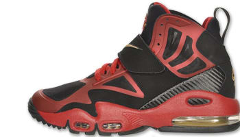 official photos ef784 56e13 Nike Air Max Express Black Metallic Gold-Gym Red-White