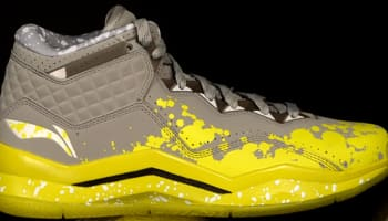 Li-Ning Way Of Wade 3 Grey/Lemon