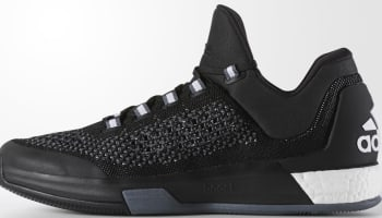adidas Crazylight Boost 2015 Core Black/Core Black-Clear Grey