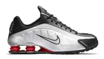 Nike Shox R4 OG Black/Metallic Silver