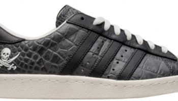 adidas Consortium Superstar Core Black/Core White