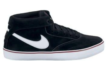 Nike Omar Salazar SB Black/White-Gum Dark Brown-Varsity Red