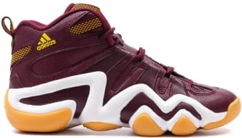 adidas Crazy 8 Light Maroon/White