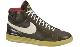 new styles 6ac2c 31907 Nike Lunar Blazer Dark Loden/Sail-Parachute Gold-Black