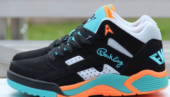 Ewing Athletics Ewing Wrap Black/Baltic-Shocking Orange