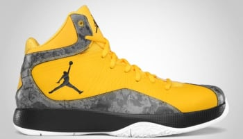 Air Jordan 2011 A Flight Varsity Maize/Anthracite-White