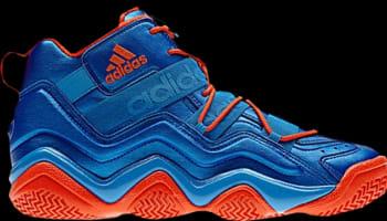 adidas Top Ten 2000 Bright Blue/Bright Blue-High Energy