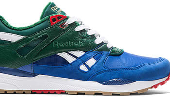 Reebok Ventilator Royal Blue/Forest Green-White