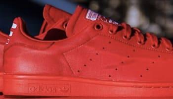 adidas Originals Stan Smith Red/Red