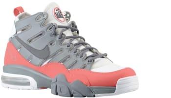Nike Air Trainer Max2 '94 White/Dark Grey-Cool Grey-Laser Crimson